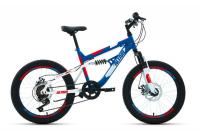 "картинка Велосипед 20"" Forward ALTAIR MTB FS DISC 19/20 от магазина Самокат"